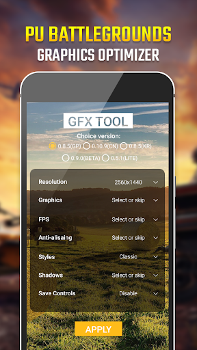 GFX - BAGT Graphics HDR Tool (No Ban) 1.1.102 screenshots 1