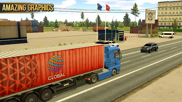 Truck Simulator 2018 : Europe APK screenshot thumbnail 7