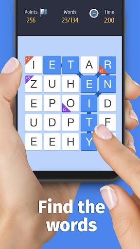 Words of Clans u2014 Word Puzzle modavailable screenshots 1