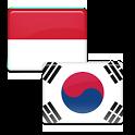 Kamus Bahasa Korea Offline icon
