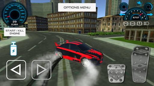 Evo Lancer Drift City screenshot 2