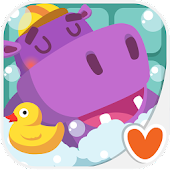 Kids Animal Game - Hippo