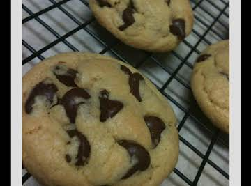 Chewy Chocolate Chip Cookies (bite size)