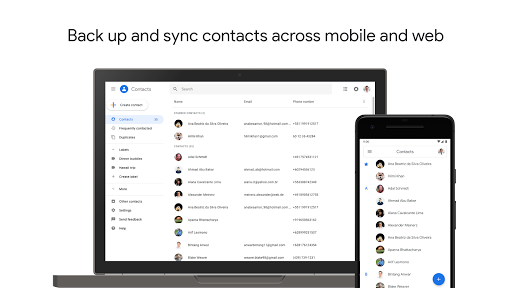 Contacts 3.6.8.256022923 screenshots 1