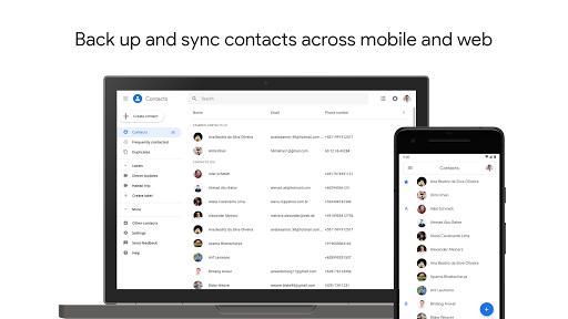 Contacts 3.7.7.260733580 screenshots 1