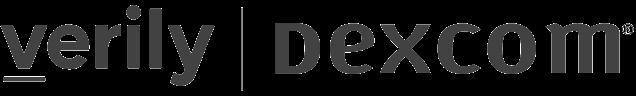 verily   Dexcom logo