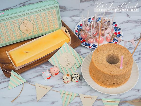 Candy Wedding 彌月蛋糕:分享新生喜悅,質感彌月蛋糕推薦,小公主迷你派對組合、經典香柚乳酪蛋糕