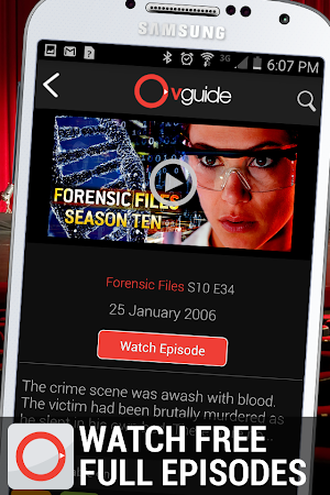 OVGuide - Free Movies & TV 3.3 screenshot 555004