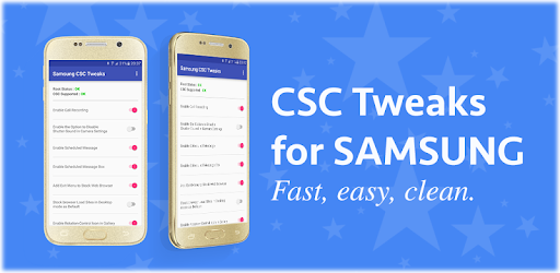 CSC Tweaks for Samsung - Apps on Google Play