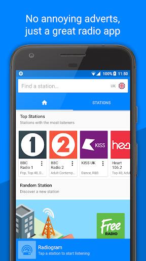 Download Radiogram - Ad Free Radio on PC & Mac with AppKiwi
