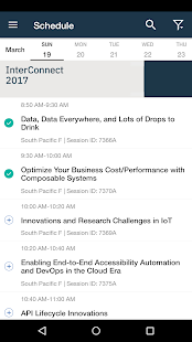 IBM Events- screenshot thumbnail