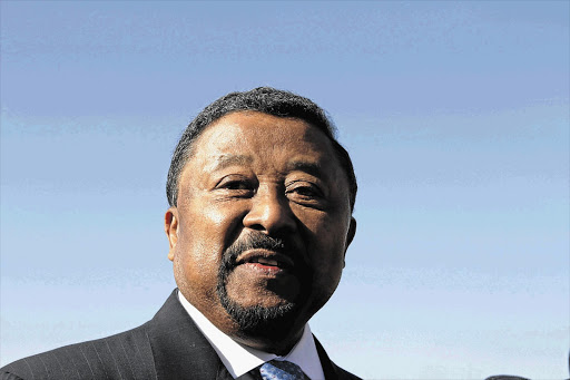 Jean Ping of Gabon. File photo.