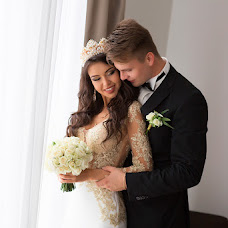 Wedding photographer Anatoliy Kuraev (ankuraev). Photo of 10.01.2018