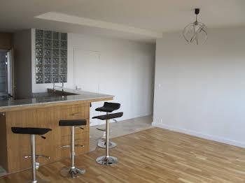 Appartement meublé 2 pièces 52,64 m2