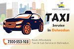Taxi Service | Cab Service | Car Rental Service in Dehradun