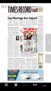 SW Times Record e-Edition - náhled