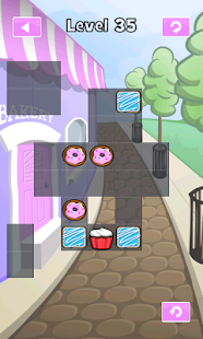 Donut Sokoban - náhled