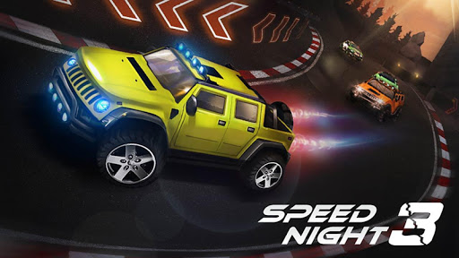 Speed Night 3 : Asphalt Legends  captures d'écran 2