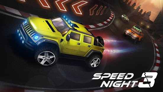 Speed Night 3 - náhled