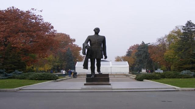 Le Francais De Gaulle in Bucharest