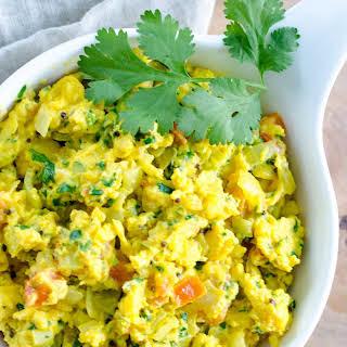 Indian-Style Scrambled Eggs (Egg Bhurji).