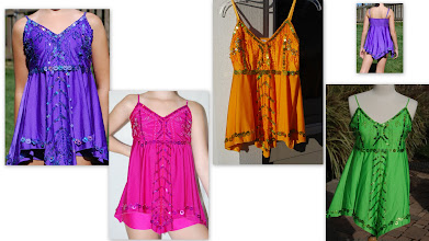 """Photo: To buy (EAD-Turn It Up!) reference name of costume, size, qty needed and copy/past photo to Pam@Act2DanceCostumes.com or Click HERE  http://www.act2dancecostumes.com/  Use """"Contact Me"""".   Glamour Costume!      $65.00  Qty (3) Sizes available: (1)Extra Large Child-Yellow, (1)Small Adult/Purple,  (1)Extra Large Adult-Green   This sizing runs BIG!  The purple Costume is photographed on med child.  Glamour Costume!!  As always, Glamour has turn out another BEAUTIFUL costume!  Sequins, beadwork and large/small spangle sequin are used to create this unique design.  Adjustable straps, turned square umpire skirt.  Has both matching booty shorts.  Get this one before it is gone at such a low price!    7 day returns same condition! Paypal/Credit/Western Union accepted.  Checks need to clear before I can ship.  US shipping $10/$3 additional.  Contact for world wide shipping quote.  EDAMM,EDALD, EADJS"""