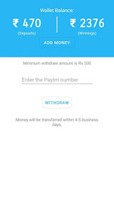 App Spin & Earn daily 100-500 rs APK for Windows Phone