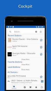 Internet Radio Finland - náhled
