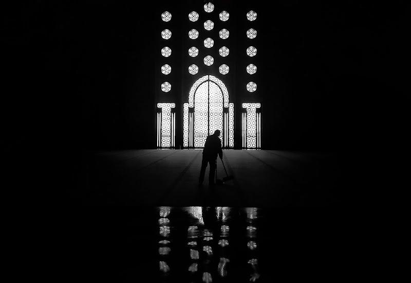 A God's reflection di Robthunder