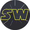 Hyperspace Stars Watch Face icon