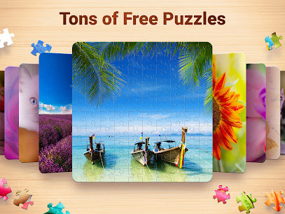 Jigsaw Puzzles MOD (Unlimited Coins) 7