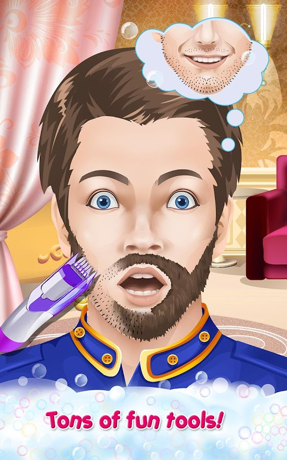 Prince Charming's Beard Salon- screenshot