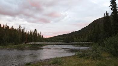 Photo: Kyrkbron från Juktaluspen
