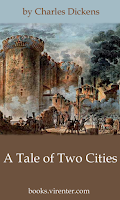 Screenshot of A Tale of Two Cities