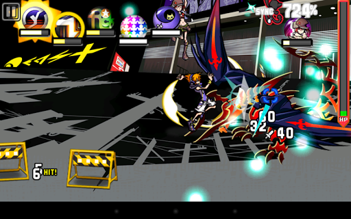 The World Ends With You - screenshot