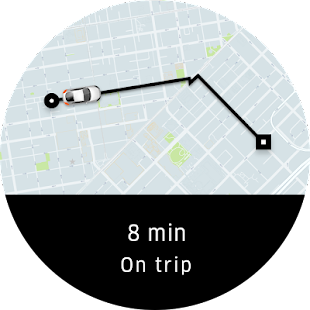 Uber - Easy affordable trips Screenshot