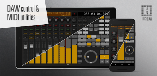 TouchDAW free - Apps on Google Play