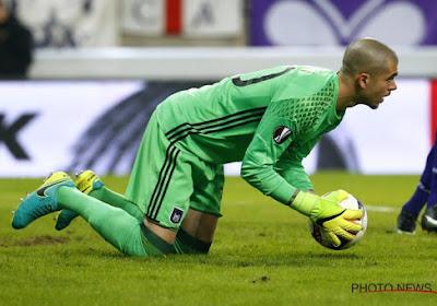 L'ancien Anderlechtois, Ruben Martinez, est titulaire avec le Deportivo La Corogne face à Valence et a encaissé un but gag