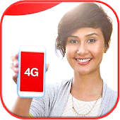4G Mobile Booster - Save Data