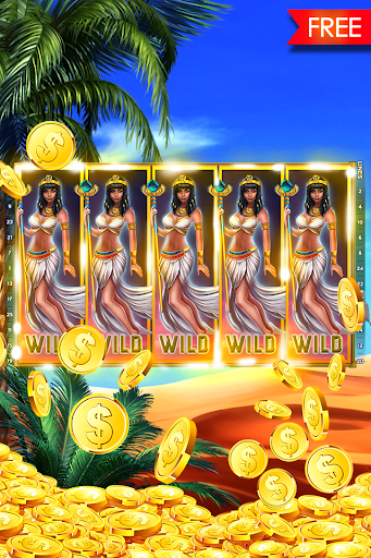 Pharaohs Slots: Free Slot Game