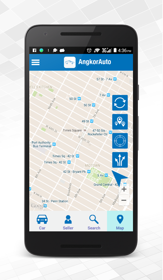Angkor Auto- screenshot