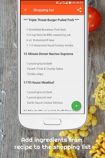 All Recipes Free  screenshots 5