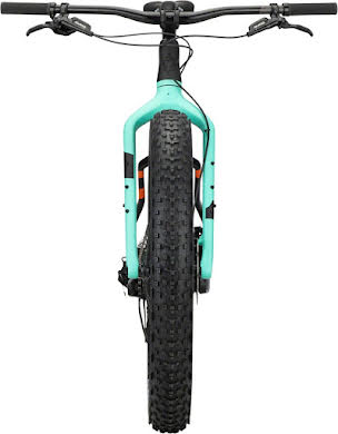"Salsa Beargrease Carbon GX Eagle Fat Bike ('20)- 27.5"", Carbon, Black alternate image 2"