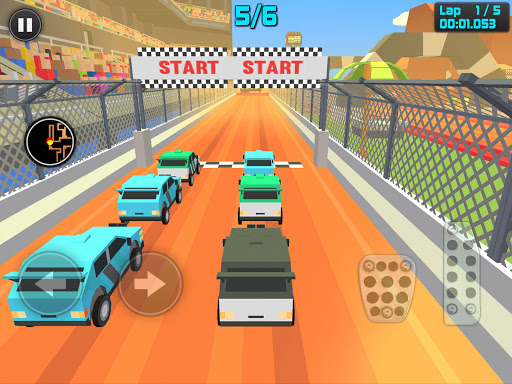 Block Craft Racing for PC