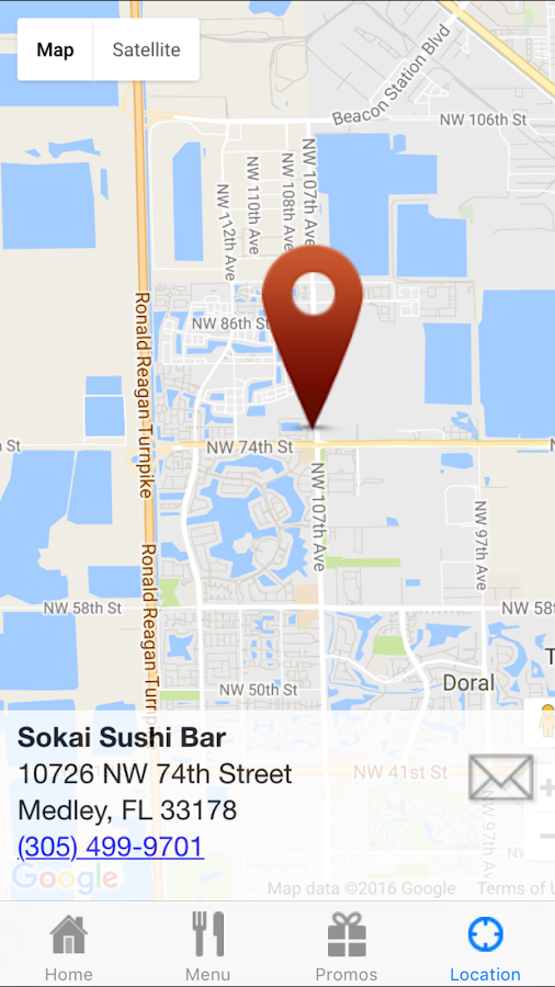Sokai Sushi Bar- screenshot