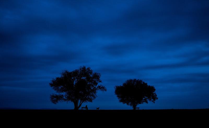 il blu della notte di Maurizio Soravito
