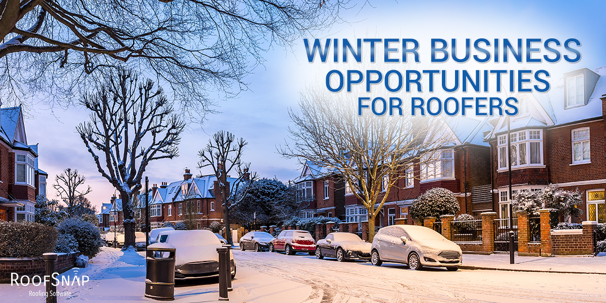 Winter Business Opportunities for Roofers