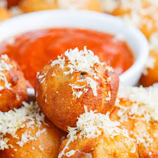 Pizza Poppers.