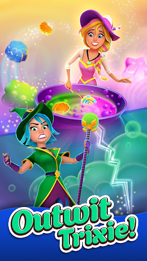 Crafty Candy – Match 3 Magic Puzzle Quest screenshot 15