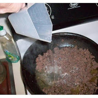 Beef Casserole.